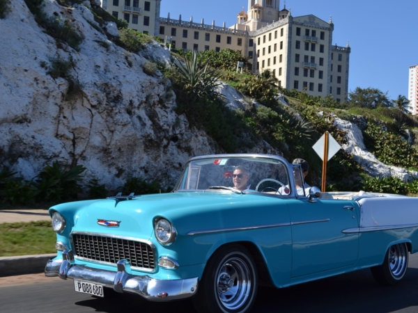 City Tour in Classic Cars (Roof top)