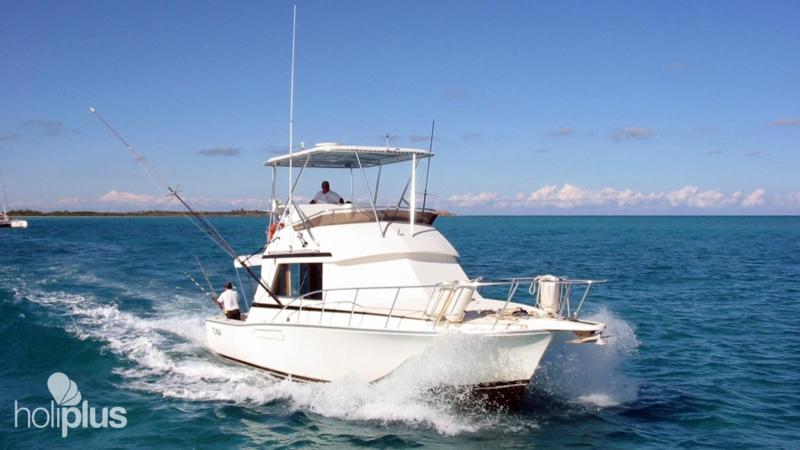 Book deep sea fishing in jardines del rey tour for Deep sea fishing marina del rey