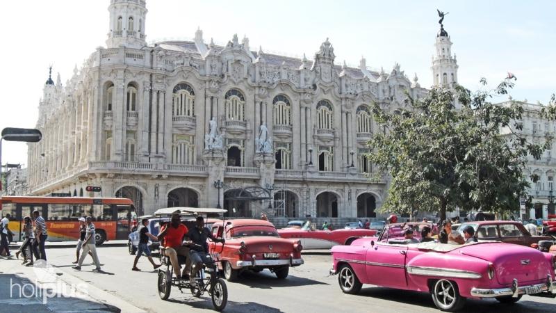 "Book ""Old Havana"" Private Tour in American Classic Cars ..."