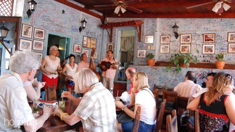 Reservar Los Sabores De Mi Habana Restaurante La Bodeguita Del Medio Salida Desde Old Havana Cubatur
