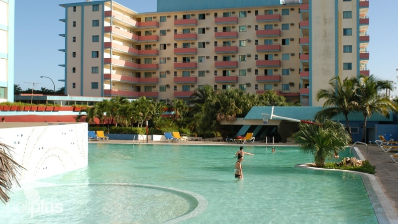 Panoramic Hotel Pool View