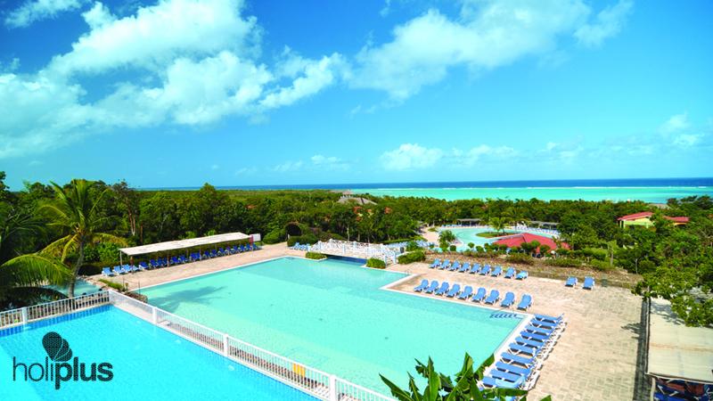 Hotel S Pool Panoramic View
