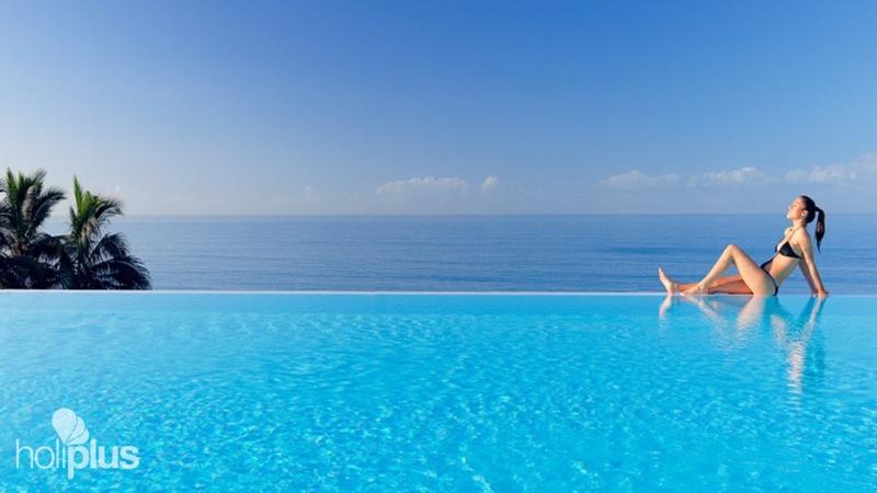 Infinity Pool Panoramic View