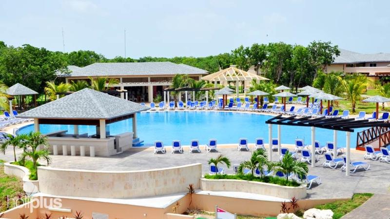 Cayo Coco Beach Panoramic View Hotel S Pool