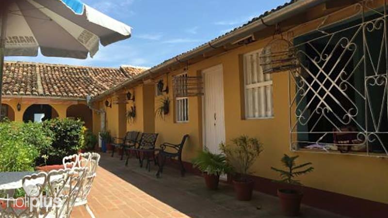 Reservar online hostal casa zenia cadalzo camilo cienfuegos santo domingo trinidad - Casas en la zenia ...