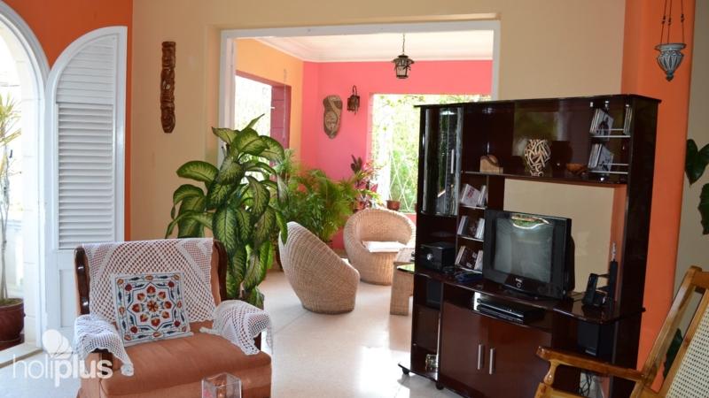 D Living De book la casa de mimi calle d no 252 vedado cuba