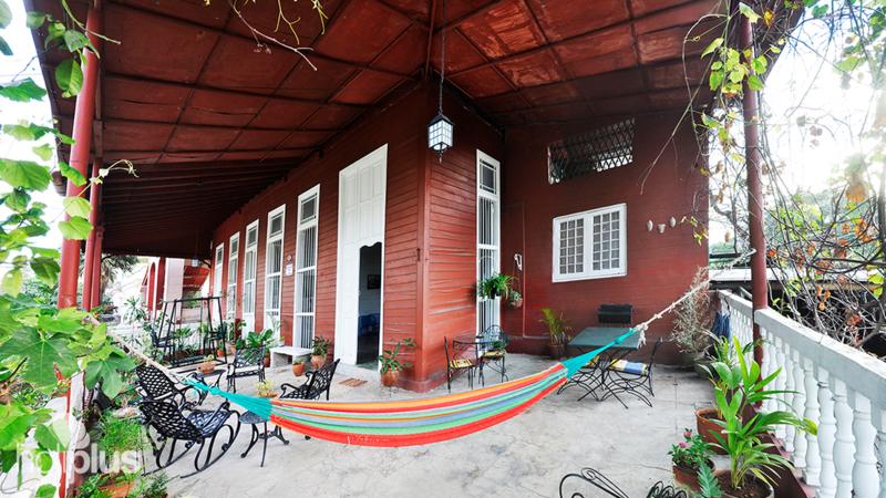 houses porche view - Porche Casa