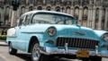 Tropicana Cabaret Show in American Classic Cars Tour