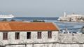 Los Tres Reyes del Morro Fortress and the entrance of Havana bay